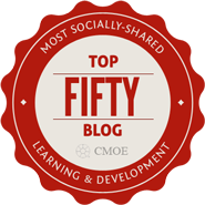 CMOE-Top-50-Most-Socially-Shared-Learning-and-Development-Blog