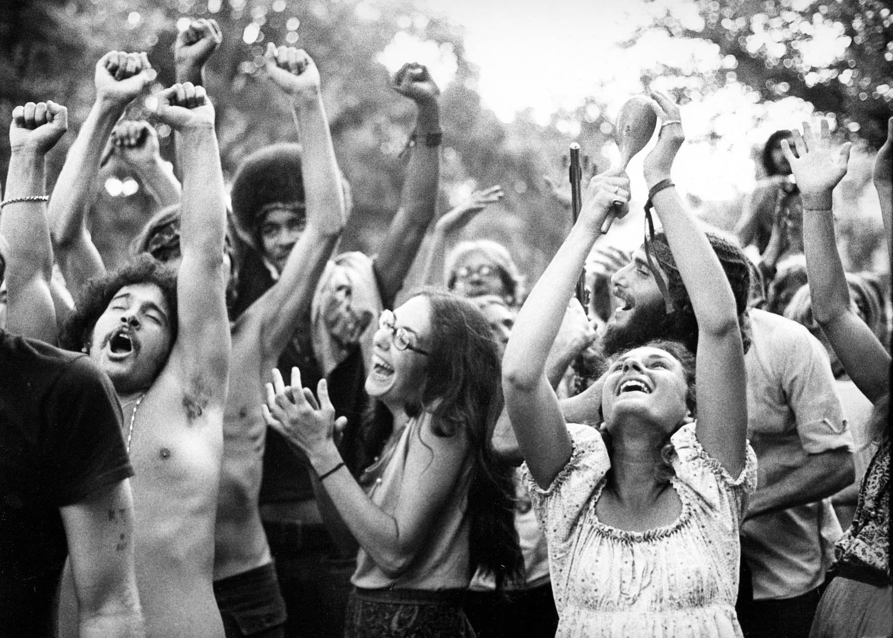 the hippie generation changed the world essay The hippie counterculture was more than just a product of drugs and music, but a  result of the change that was sweeping the entire western world.