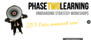 Coming Soon! Phase(Two)Learning Workshops!