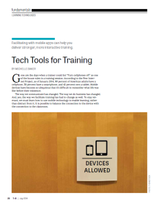 T+D-Magazine-July-2014-Tech-Tools-for-Training-Michelle-Baker