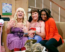 jimmy fallon will ferrell michelle obama ewww