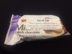 tech-tip-on-candy-wrapper
